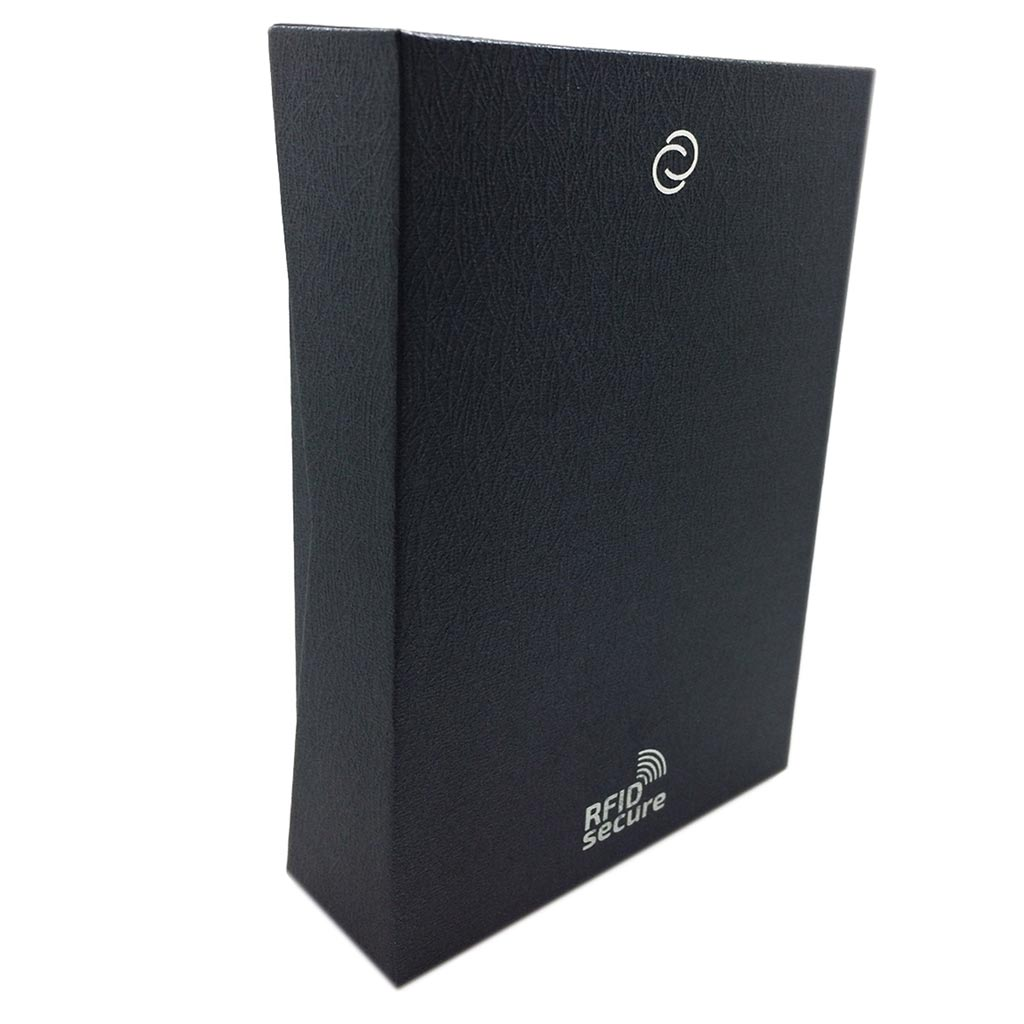 C-Secure wallet luxe verpakking