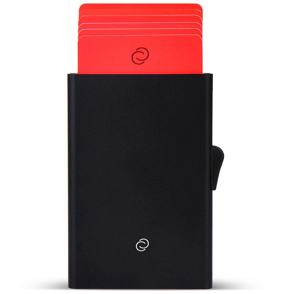 3f39e70c16e C-Secure Cardholder - Zwart - Pasjesbeschermer.nl