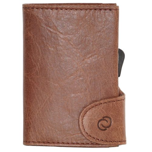 C-Secure Wallet Brown