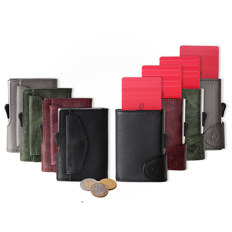 05a0cd2a8fd Home/Collectie/Coin Wallets/C-Secure Coin Wallet – Green. ; 